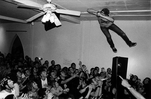 Hardcore music shows in massachusetts