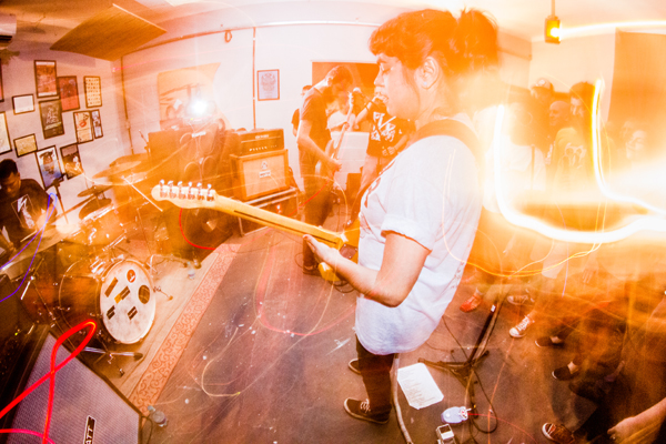 "Renegades of Punk at Studio Gas 07, Brazil. (photo by Alex Almeida ""Katira"")"