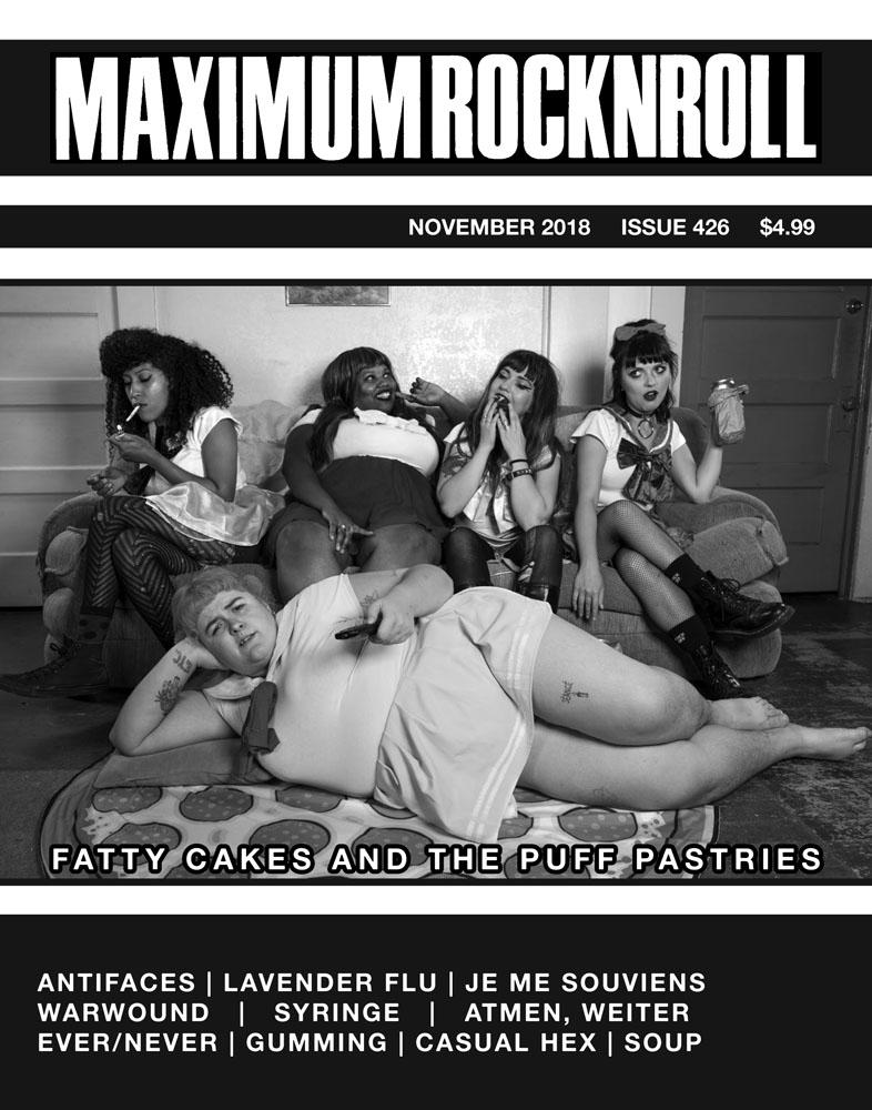 Maximum Rocknroll #426