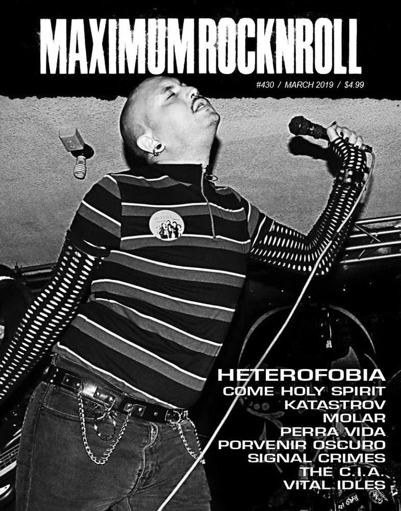 Maximum Rocknroll #430