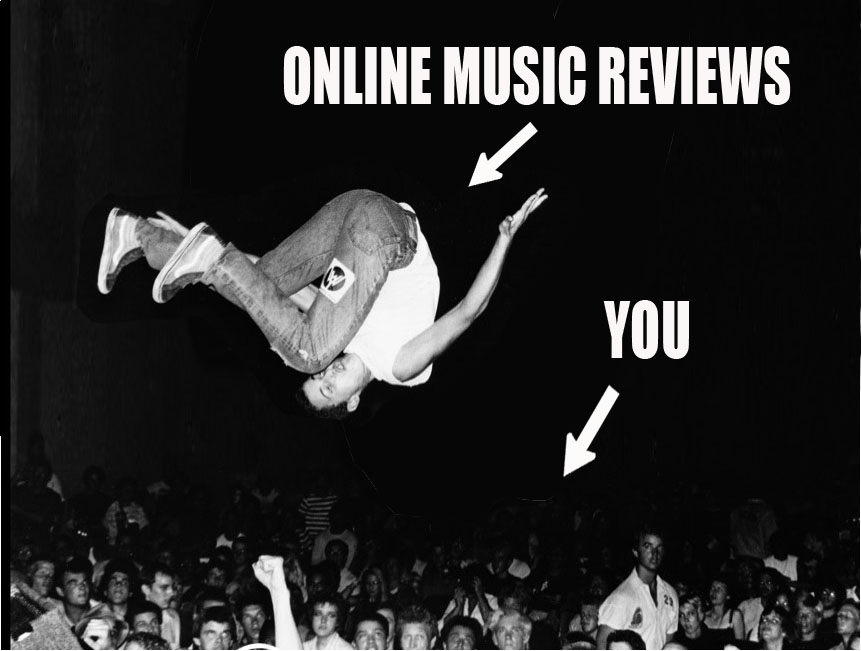 Announcing online reviews! | MAXIMUM ROCKNROLL