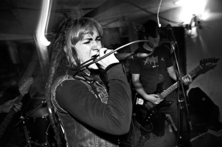Attentat at the International Waters House, Philadelphia, 2009 (photo by Dianalee Zadlo)