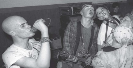 Operation Ivy (photo by Murray Bowles)