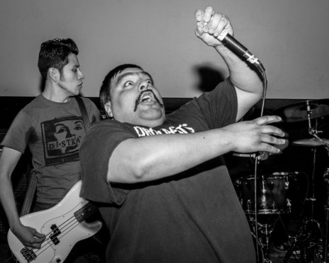 Sin Orden at ChiTown Futbol in Chicago, IL on March 2, 2013 (photo by Patrick Houdek)